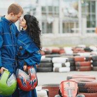 Виктор и Алина :: Константин Денисов