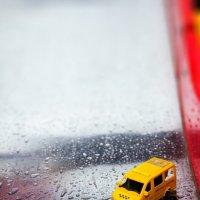 даже игрушки разбиваются в дождь... :: Алексей Медведев