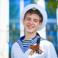 морячок :: Анюта Колмакова