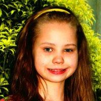 Фотопортрет моей дочери :: Viktor Heronin
