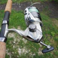Рыболовная катушка :: Валерий Судачок