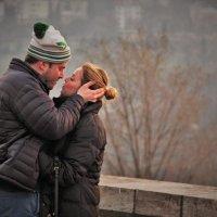 двое на холме... :: Сергей Дабаев