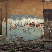 старая стена. :: Владимир Нефедов