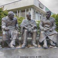 Встреча в Ялте :: Алексадр Мякшин