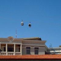 Над крышами домов :: Наталья (D.Nat@lia)