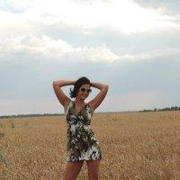 Русское поле! :: Наташа Шамаева