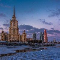Архитектура - две эпохи :: Sergey Oslopov