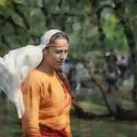 Я жду и верю, знаю - ты вернёшься! :: Ирина Данилова