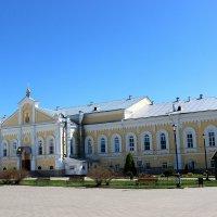 Трапезный храм во имя святого благоверного князя Александра Невского :: Наталья Маркелова