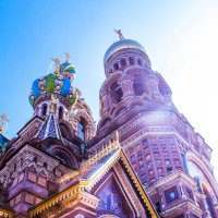 Храм Спаса на Крови :: Дарьяна Вьюжанина
