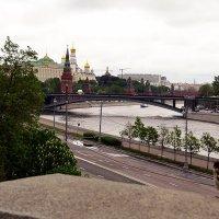 Вид на Кремль. :: Владимир Болдырев