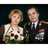 Счастливы вместе :: Oleg Akulinushkin