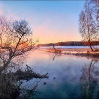 Конец зимы :: Сергей Шабуневич