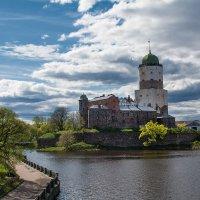 Выборгский замок, башня святого Олафа :: Gordon Shumway