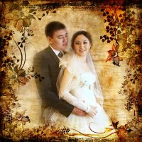 Данабек и Камила :: Виктория Воробьева (Wish)