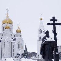 Церковь :: Xenia Togacheva