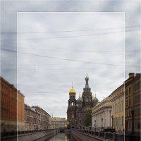 прогулки по Петербургу :: Эльмира Суворова