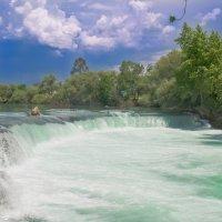 Водопад в Манавгате. :: Виктор Евстратов