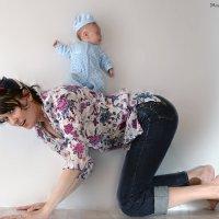crazy mama :: Sasha Bouron