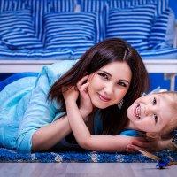 Семейный портрет :: Татьяна Маслиева