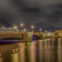Дворцовый  мост :: Дмитрий Рутковский