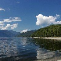 Хороший денек на Телецком озере :: И.В.К. ))