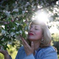 Яблони цветут :: ИГОРЬ ЧЕРКАСОВ