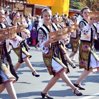 Танец сборщиц винограда :: Nina Streapan