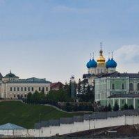 Панорама Казанского лремля. :: александр мак mak