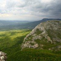 Крымские горы :: Zinaida Belaniuk