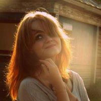 солнце в волосах :: Юлия Корнева