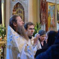 Монастырь. Повседневная жизнь. Праздник Вознесения Господня. :: Геннадий Александрович