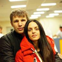 Актер Тимур Ефременков с супругой. :: Михаил Трофимов