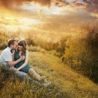 Любить - это значит находить в счастье другого свое собственное счастье :: Константин Ройко