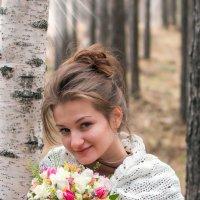 невеста... :: Надежда Шемякина
