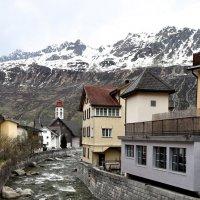 Андерматт, Швейцария :: Larisa Ulanova