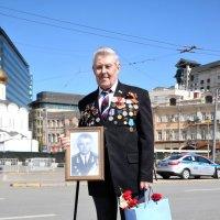 Константин Константинович Орлов на белорусском мосту 9 мая 2015 года :: Ирина Н