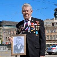 Константин Константинович Орлов в акции Бессмертный полк 9 мая 2015 :: Ирина Н