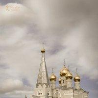 Храм в Караганде :: Вадим Куликов
