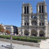 Нотр Дам де Пари(собор Парижской Богоматери) :: Евгений Дубинский