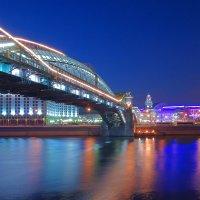 Мост Богдана Хмельницкого (Киевский мост) :: Alex