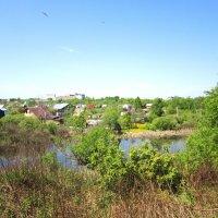 Вид на посёлок :: Андрей Снегерёв