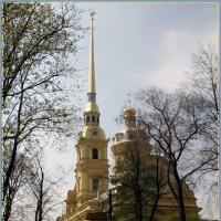 Петропавловская крепость :: Вера