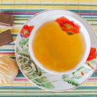 Чай и шоколад :: Татьяна Чернышева