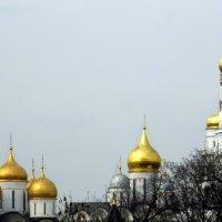 Москва златоглавая. :: Елена