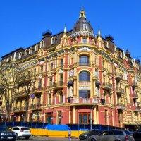 Отель в стиле ренессанс :: Ростислав