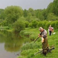 Опытный рыбак :: Андрей Лукьянов