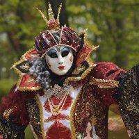 Венецианский карнавал в Таллине. :: Юрий Никитин