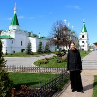 МОНАХ :: Наталья Маркелова