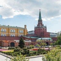Алексанровский сад ,Москва. :: Маry ...
